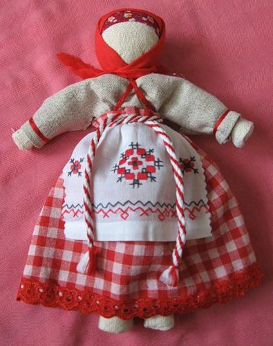 Русские куклы-обереги своими руками